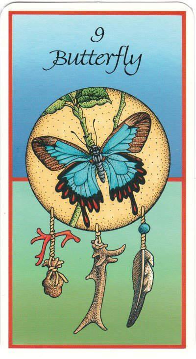 træk et tarot cards